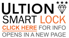 ULTION SMART LOCK - CLICK HERE FOR DETAILS - OPENS IN A NEW WINDOW